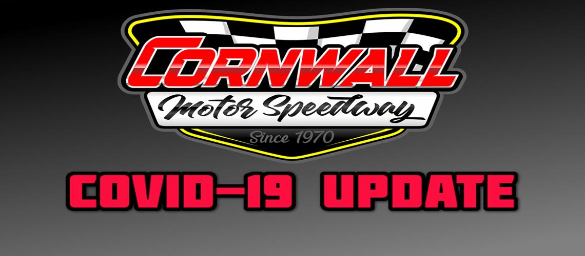 COVID update website